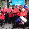 ► PRESS ► PLAY (above) for a short video!<br /> <br /> Singing for peace and brotherhood. The NYC Labor Chorus.