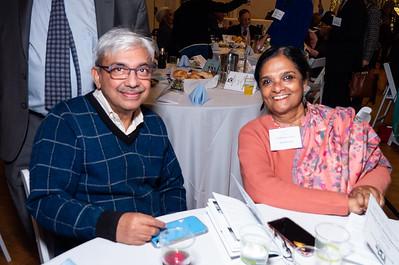 Partha and Mukti Banerjee—two of Brooklyn's great peace and social justice advocates.