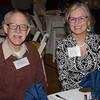 Representing United University Professions—Bruce and Ellen.