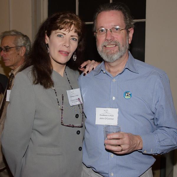 Charlene and John.