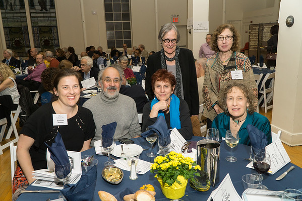 A lovely group of peace people at the Pathmakers To Peace gala.