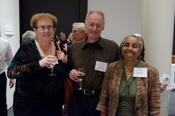 Pathmakers To Peace, Brooklyn For Peace's fundraising event. Oct 20, 2013