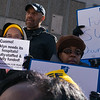 Brooklyn For Peace supported the rally with signs and participants.