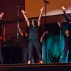 These super-talented young people danced to the dramatic Nina Simone recording of Four Women. They are from a local Brooklyn dance school. Wow!