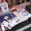 Our BFP table at the Fabulous Fifth Street Fair.