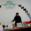 Remember to support our vendors: take a progressive and restful vacation at World Fellowship.