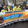 The great organization that represents Latino voices: Make The Road New York.