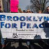 Brooklyn's in the house! With a message of peace! Yes we can!