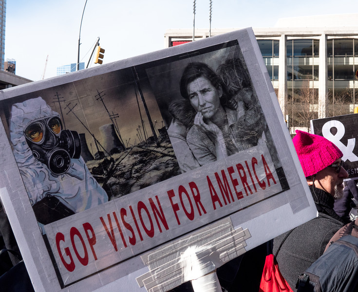 The GOP vision of our future. A dystopia.