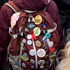 Button collector. Lots of issues, eh?