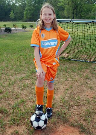 Amber Soccer Spring 2011