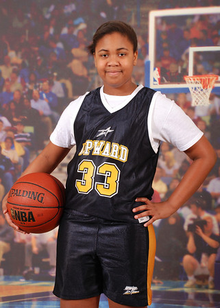 Darian TrailBlazers Basketball 2011