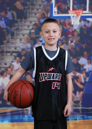 Ryan Upwards Basketball 2011