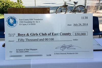 Boys and Girls Club 7-25-14