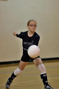 Boys & Girls Club Volleyball