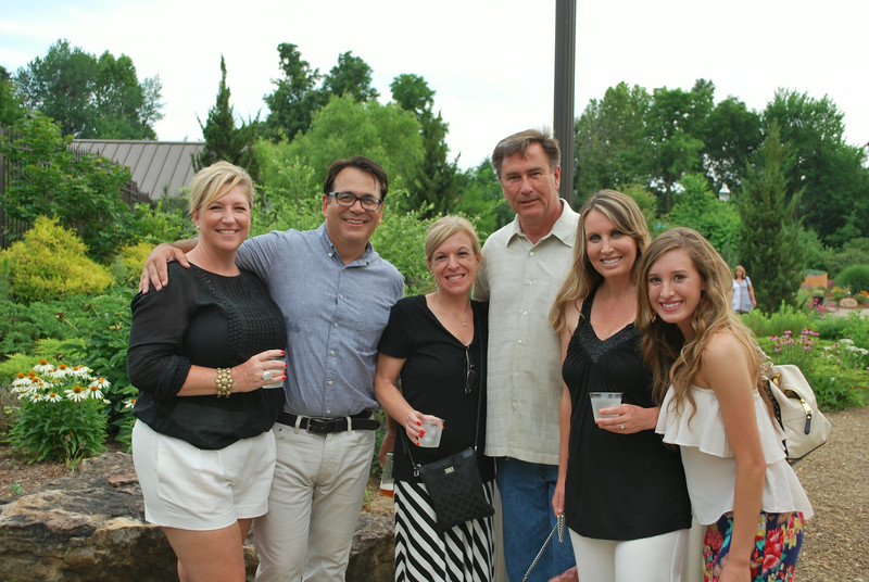 Kim Murray, Charles Walsh, Paula Deitz.  Jeff,  Kristi,  and Brantley King