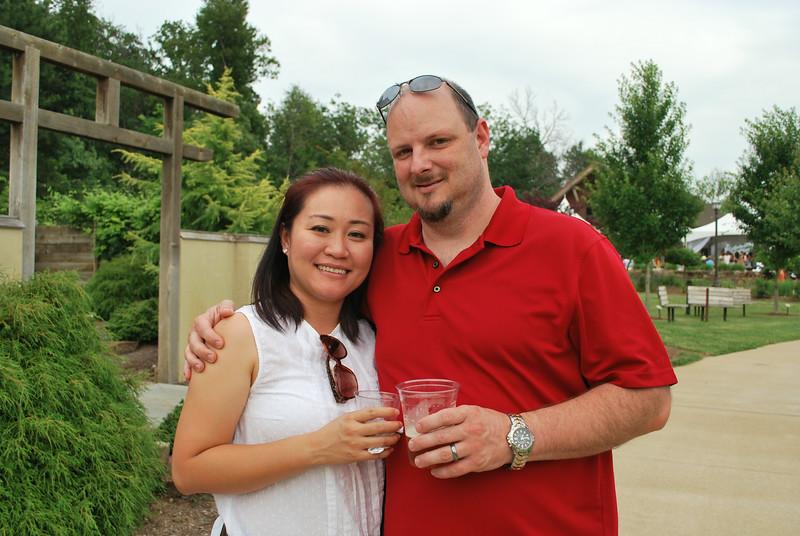 Variya and Scott Marshall