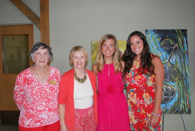 Willie Nemec, Judy Smith, Jordan Wilson, Abbey Medford