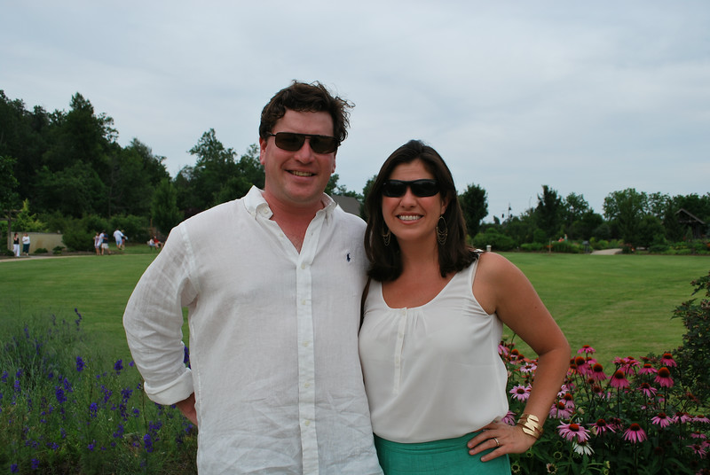 Brent and Susan Robinson