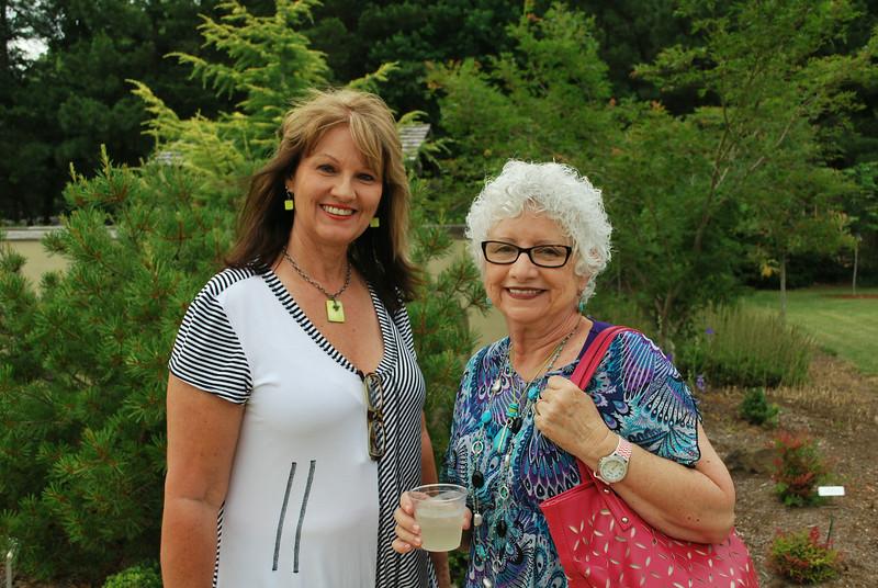 Pam Sullins and Shari Rupp