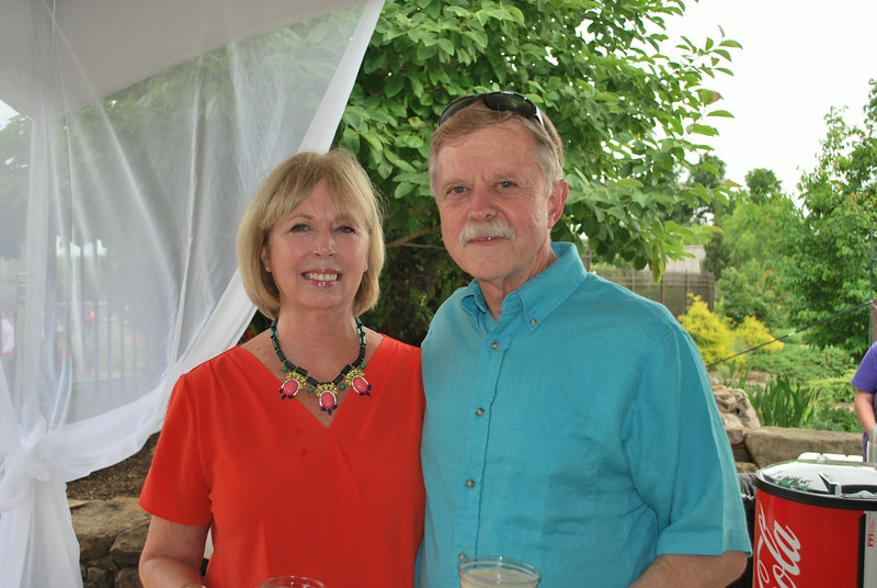 Jo and David Martinson