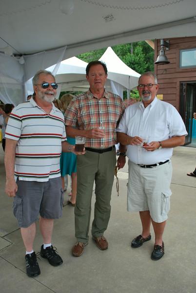 Tim Kral, Chris Weiser, Rick Teague