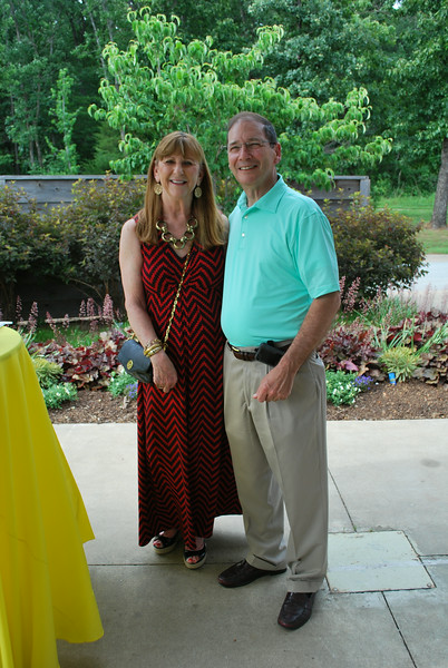 Ron and Becky Cox