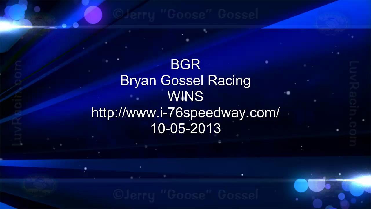 BGR I-76 Win 10-05-13