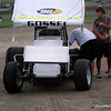 BGR , Bryan Gossel Racing first time sitting in the New fab-Tech Chassis