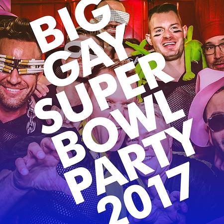 Big Gay Super Bowl Party 2017 - Photos