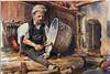 Kazandžija - Akvarel