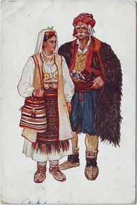 Narodna nošnja u BiH 17