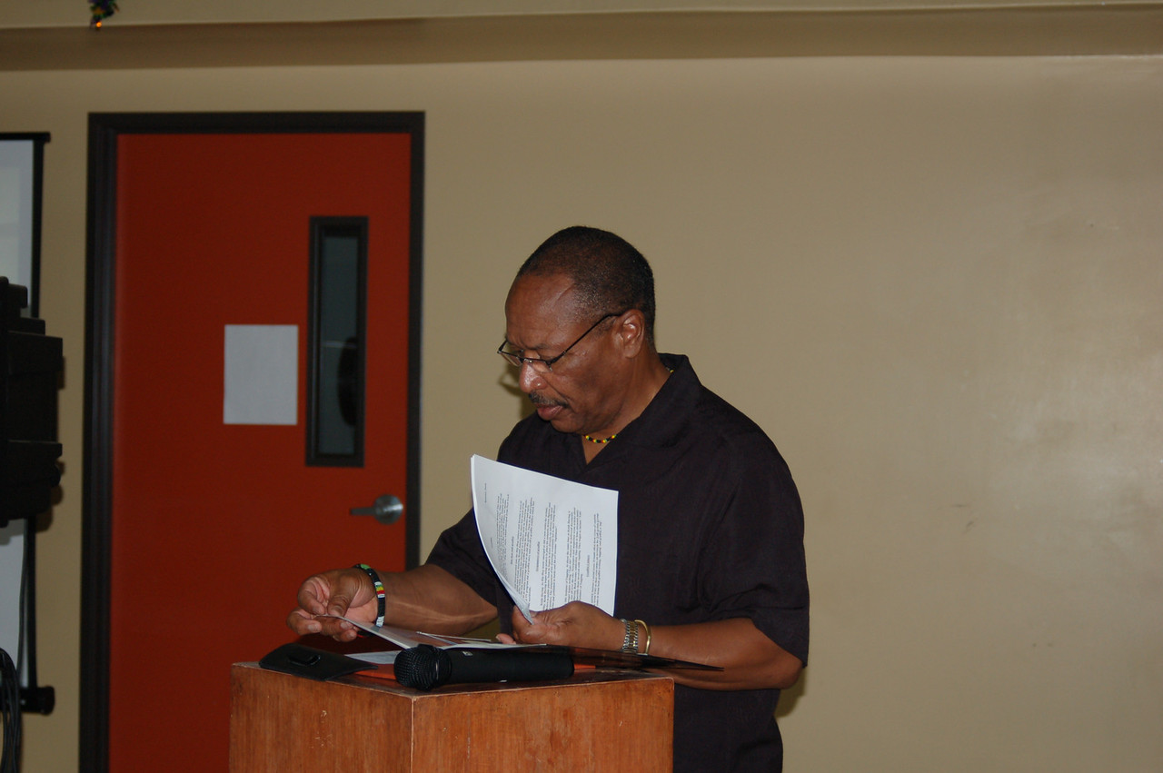Dr. Kwaku, professor at Loyola Marymount University is your teacher.