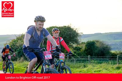 BHF London To Brighton Offroad 2017