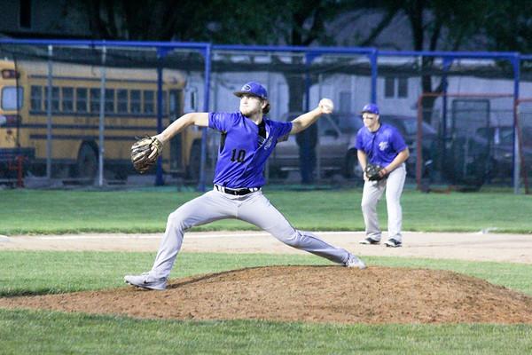 BHRV baseball vs. Sheldon 5-25-17