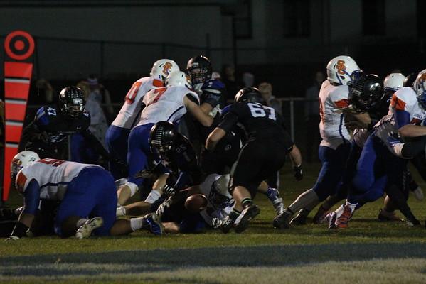 BHRV football vs. Sioux Center 2016