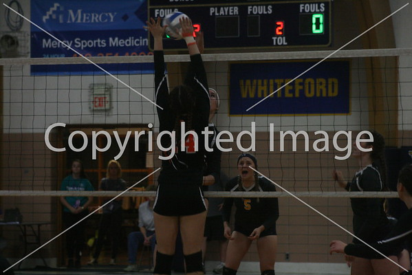 BHS, BD, WHS volleyball districts