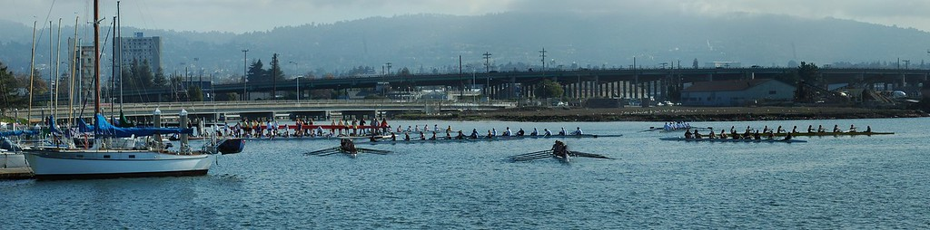 Berkeley High Crew - Battle of the Bay