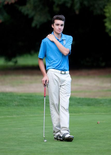 BHS High Golf  2014-15