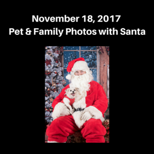 BHS Photos with Santa: 11.18.17