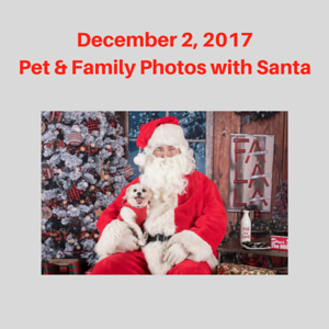 BHS Photos with Santa: 12.2.17