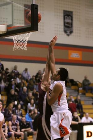 Demons vs Falcons Basketbal 2011