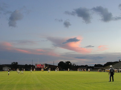 BHS Scrimmage vs. Dooly County- 8-12-16