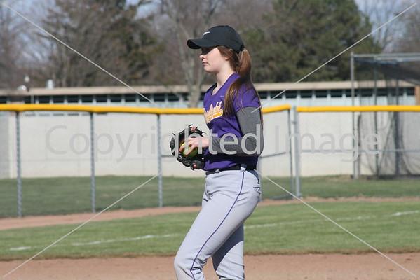 BHS Softball vs Ida 4-12-16