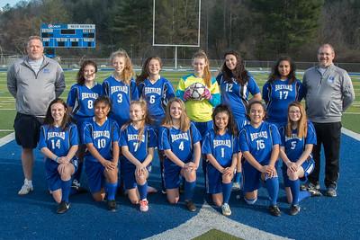 2018 JV Women's Soccer