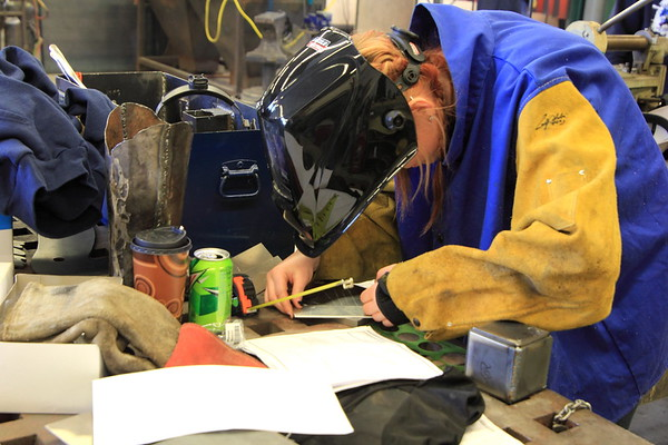 BHS Welding Competition 2-17-17