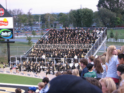 Bentonville High School Marching Band