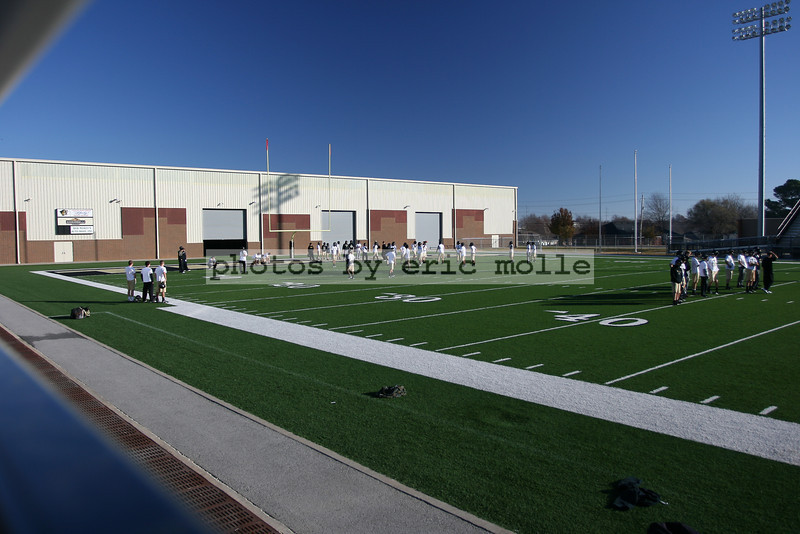 Thanksgiving Day practice