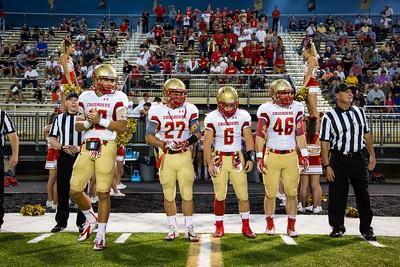 Bergen Catholic (NJ) Crusaders at Bentonville Tigers Football - 09/19/2014