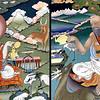 Paro Dzong Buddhist paintings